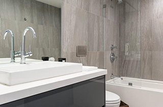 Euro interior los angeles ca 3107286979 for Bathroom remodeling contractor los angeles